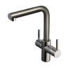 InSinkErator Heats Things Up With The New Anthracite 3N1 Steaming Hot Water Tap