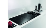 WHIRLPOOL'S DOMINO INDUCTION HOBS FOR FLEXIBILITY, SPEED AND EFFICIENCY