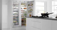 ATAG'S NEW INTEGRATED SIDE BY SIDE REFRIGERATION