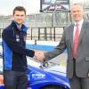 Gorenje sponsors BTCC professional racing driver