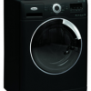 WHIRLPOOL'S NEW BLACK AQUASTEAM WASHING MACHINE