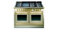 STEEL LAUNCHES NEW RANGE COOKER WITH TWIN OVENS
