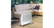 The Dimplex Cadiz Eco oil-free radiator
