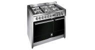 Steel launches innovative new range cooker with modern combi-steam function