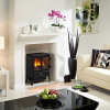 The Dimplex Oakhurst compact electric stove