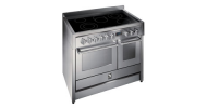 STEEL INTRODUCES POWERFUL INDUCTION HOB OPTION TO RANGE COOKERS