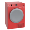 Bright is best with Gorenje's red set of appliances