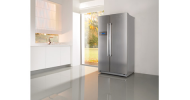 Gorenje's new side by side refrigeration blends style and substance