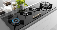 ATAG'S NEW GAS HOBS WITH DIGITAL TIMERS