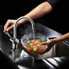 The InSinkErator steaming hot water tap brings time-saving to the busy festive kitchen