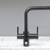 InSinkErator Welcomes Velvet Black Finish To Range Of 4N1 Touch Taps