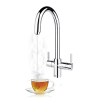 Special Edition Curved J Shape Steaming Hot Water Tap from InSinkErator