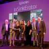 InSinkErator Wins Best Online Social Media Award at ek&bbusiness Awards & Review 2018