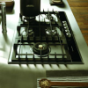KITCHENAID ADDS REVOLUTIONARY FINISH TO GAS HOB RANGE