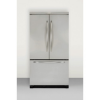 KitchenAid adds new ice and water dispenser to three-door cladded fridge freezer