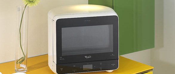 Whirlpool S New Max Microwave Oven Is Awarded Which