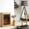 Dimplex launches Cotenza Oak compact fireplace suite