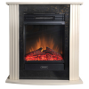 The Dimplex Mini Mozart compact fireplace suite