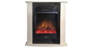 The Dimplex Mini Mozart compact fireplace suite