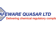 Safeware Quasar exhibits at ChemSpec Europe