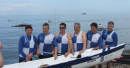 retra President in oarsome Channel challenge