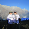 ADVENTUROUS PAIR COMPLETE ALL-WOMEN HIMALAYAN TREK
