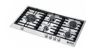 Steel introduces new gas hob collection