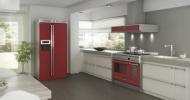 STEEL RANGE COOKERS OFFER CONSUMERS A COLOUR CHANGE