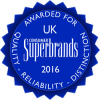Whirlpool Awarded Consumer Superbrands Status