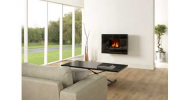The Dimplex Tahoe wall-hung electric fire