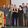 Team Huntley wins excellence award