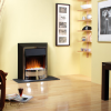 The Dimplex Zamora electric fire offers hassle free installation