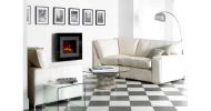 The Dimplex Redway electric wall-hung fire