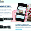 The new Whirlpool Wavelicious mobile app for its microwave ovens