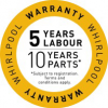 Whirlpool Extends its 'Five and Ten' Year Warranty