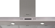 New Whirlpool Cooker Hood With iXelium™ Finish