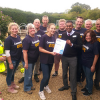 Whirlpool UK Employees Volunteer in Local Community