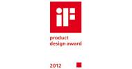 WHIRLPOOL WINS PRESTIGIOUS INTERNATIONAL iF PRODUCT DESIGN AWARD 2012