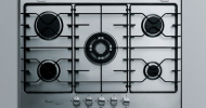 WHIRLPOOL'S GAS HOBS ADD FURTHER STEEL TO STAINLESS