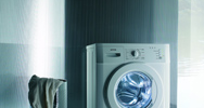 Gorenje's washing machines offer true water efficiency